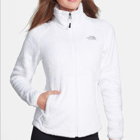 251f50631 The North Face Women's Osito 2 Jacket TNF White